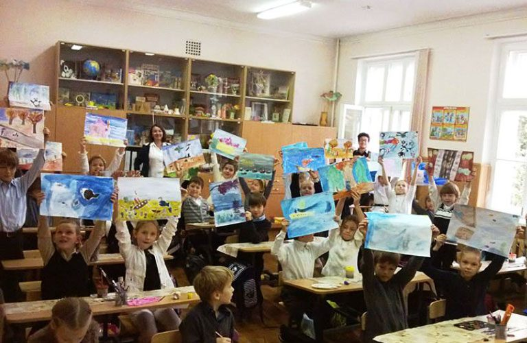 Майстер-клас на відкритому повітрі Art Batiliman